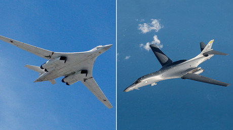 Russian Tu-160 vs. US bombers: The White Swan is still in its prime