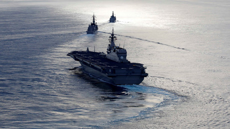 Japan to get first aircraft carriers since World War II as part of record $242bn defense plan