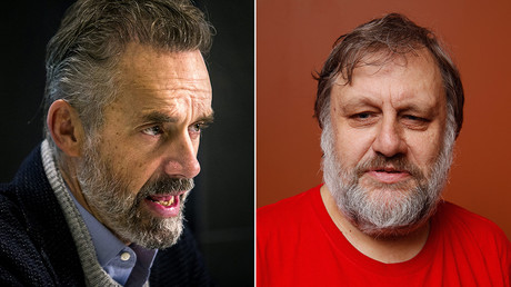 Best UFC fight ever? Jordan Peterson itching to take on Slavoj Zizek – 'any time, any place'