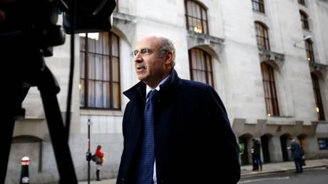 UK investor, Bill Browder © Reuters / Henry Nicholls
