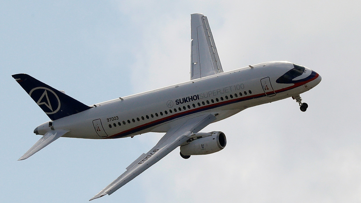 Substitute for Boeing Max? Russian MC-21 passenger jet to