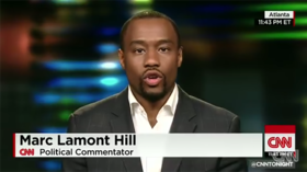 'Racism' vs. 'anti-Semitism': CNN dragged for firing black contributor over pro-Palestine speech