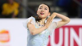 Japanese figure skating sensation breaks Zagitova world record in GP final