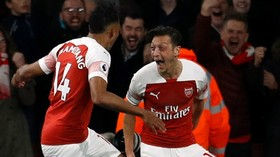 No laughing matter: Arsenal to speak to players after 'hippy crack' video emerges