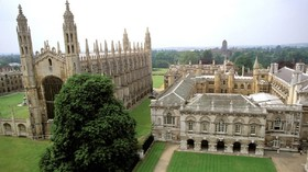 'Discredited race science': Academics unite against 'eugenicist' given Cambridge fellowship