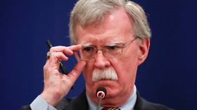 US National Security Adviser John Bolton. © Reuters / David Mdzinarishvili
