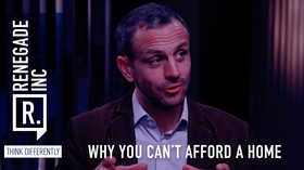 Why you can't afford a home