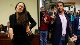 'Socialists eat dogs' vs. 'subpoena power': Ocasio-Cortez & Trump Jr. dish it out on Twitter