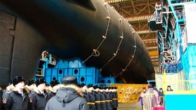 Russia's two most advanced submarines to finish sea trials by year's end – shipyards boss