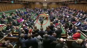 'Disgrace': UK MP seizes Queen's symbolic mace during Brexit debate, gets suspended