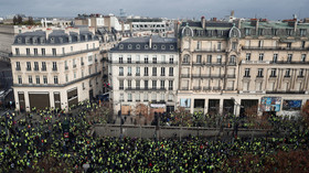 Yellow peril? National protests may halve France's economic growth forecast