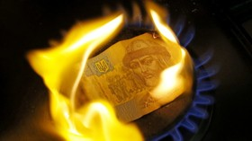 Cost of independence: Ukraine pays record high price for 'European' gas