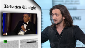 Redacted Tonight: Lee Camp thanks Obama for making fossil fuels GREAT AGAIN!