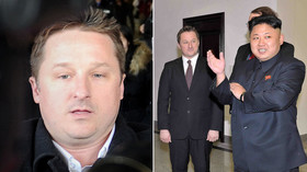 2nd Canadian in 2 days: Businessman chummy with Kim Jong-un detained in China