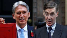 Chancellor Hammond labels Rees-Mogg, Boris & co 'extremists' as Tory civil war gets ugly