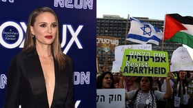 'Racist' & 'mistake': Jerusalem-born Natalie Portman slams Israel's nation-state law