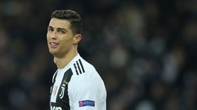 Cristiano Ronaldo accepts 2yr jail term and €19mln fine after pleading guilty to tax fraud