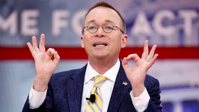 Trump appoints budget director and self-proclaimed 'right-wing nutjob' Mulvaney as chief of staff