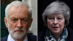 Jeremy Corbyn puts forward no confidence motion in Theresa May over Brexit deal vote