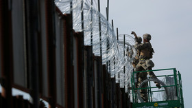 Wall or fence? Trump & Dems clash on what to build on Mexico border amid risk of govt shutdown