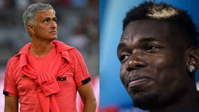 'Caption this' - Pogba incenses fans by posting, then deleting, cryptic tweet amid Mourinho sacking