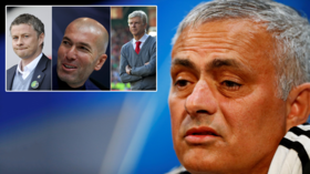 Zidane? Solskjaer? Wenger? – Who will replace Mourinho in the Man United hotseat?