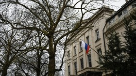 'Brutally hacked': Russia's Embassy in London website targeted in cyberattack