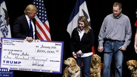Trump Foundation charity agrees to dissolve after lawsuit alleging Trump used it as a 'checkbook'