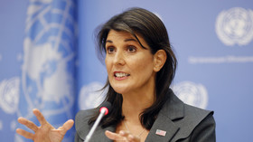 It takes one to know one: Nikki Haley calls out 'thuggish' Saudi Prince MBS