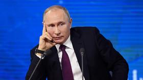 Putin's 14th annual Q&A marathon as it happened