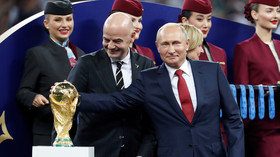 'Best World Cup ever': more than half of global population watched football showpiece in Russia