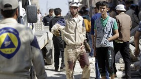 'Organ traders, terrorists & looters': Evidence against Syrian White Helmets presented at UN