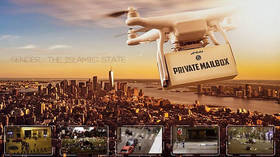 Islamic State threatens US & EU cities with drone attacks in chilling new poster after Gatwick chaos