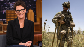 Maddow's latest crystal ball reading: Putin 'ordered' Trump to withdraw from Afghanistan
