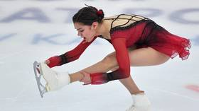 Medvedeva out of Russian team? Figure skating star crashes at nationals