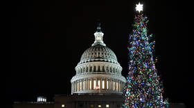 Man climbing National Christmas Tree prompts evacuation near White House