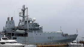 Ukrainian official invites British warship to cross Kerch Strait & see how Russia reacts