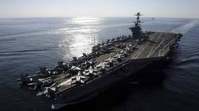 No threat, but ready to respond: Presence of US carrier in the Persian Gulf 'insignificant' – Iran