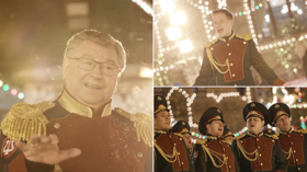 Russian National Guard shows tender side with George Michael's Last Christmas cover (VIDEO)