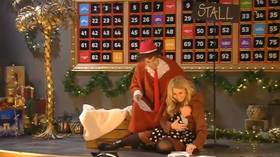 'Mary, has someone else emptied their sack into you?' Jesus nativity sketch on Swedish TV draws ire