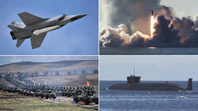 'Prepared to counter any threat': Russia's top 10 military events of 2018