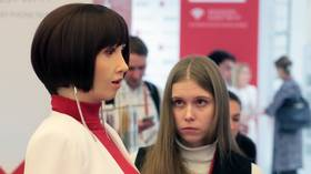 A little creepy? Russian company starts mass production of humanoid robots that can look like you