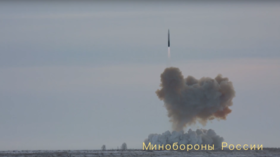 Watch VIDEO of public test launch of Russia's Avangard hypersonic glider