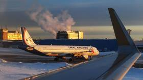 Way to beat heavy traffic? Errant airliner makes 21-minute flight between two Moscow airports