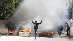 Arab Spring 2.0? Protests after Tunisian journalist calls for revolt, sets himself on fire