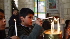 Syrian Christian town where Jesus' language remains in use celebrates Christmas (VIDEO)
