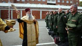 In army & church we trust, Russians tell state pollster
