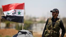 Syrian Army 'raises flag' in country's Kurdish province for 1st time since start of civil war