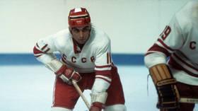 First Soviet goalscorer at 1972 Summit Series Yevgeni Zimin dies aged 71