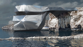 Russian architect offers miracle replacement to Malta's lost landmark (PHOTO, VIDEO)